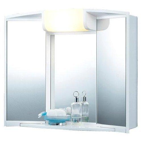 41ghc2zG+LL - JOKEY Spiegelschrank Angy, Breite 59 cm weiß